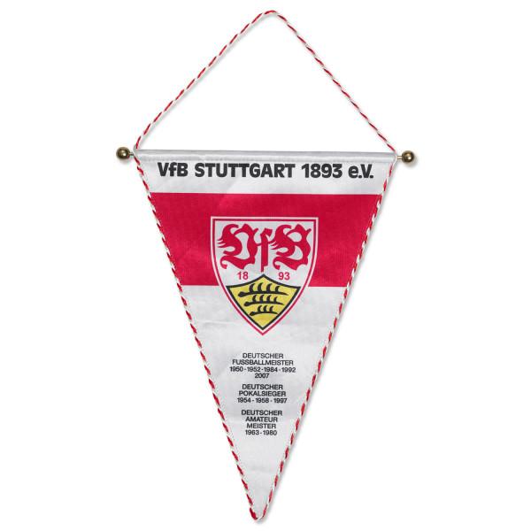 Sport Wimpel Banner VfB Stuttgart Vereinswappen