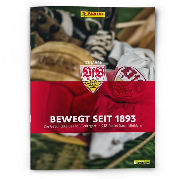 Panini Sammelalbum VfB