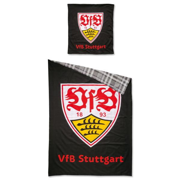 Bettwäsche Wappen Heimtextilien Rund Um Den Vfb Fanartikel